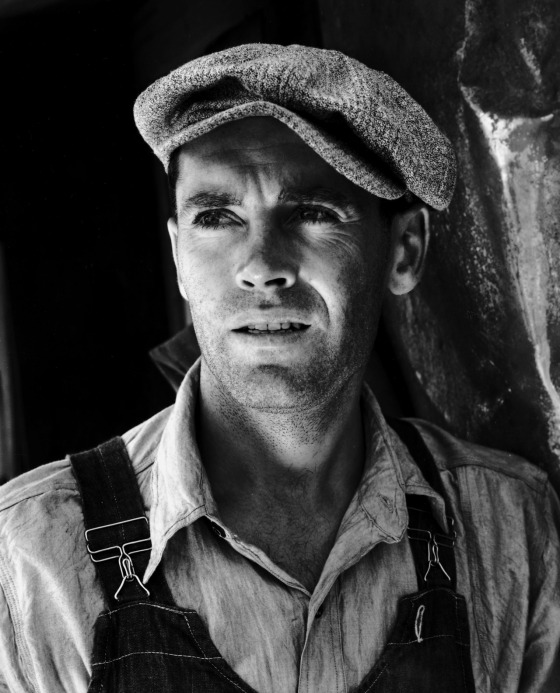 "Henry Fonda, ""The Grapes of Wrath"" 1940 20th Century Fox"