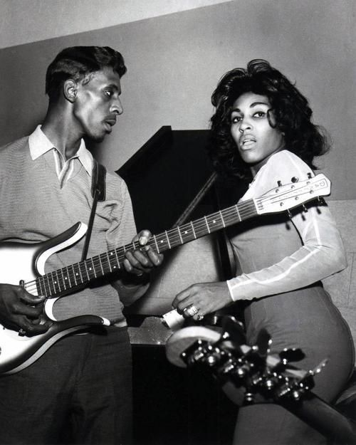 Young Ike & Tina Turner
