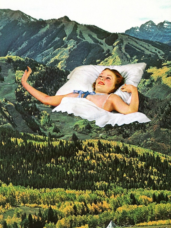 mountains nap