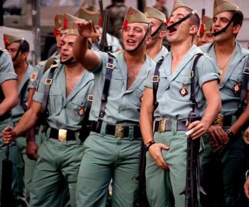 spanish legion 133