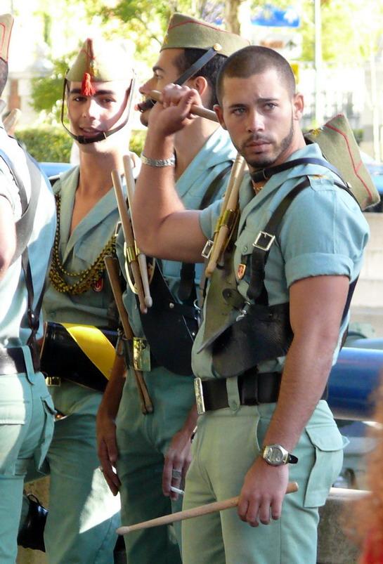 spanish legion 233
