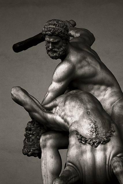 statue combat 500