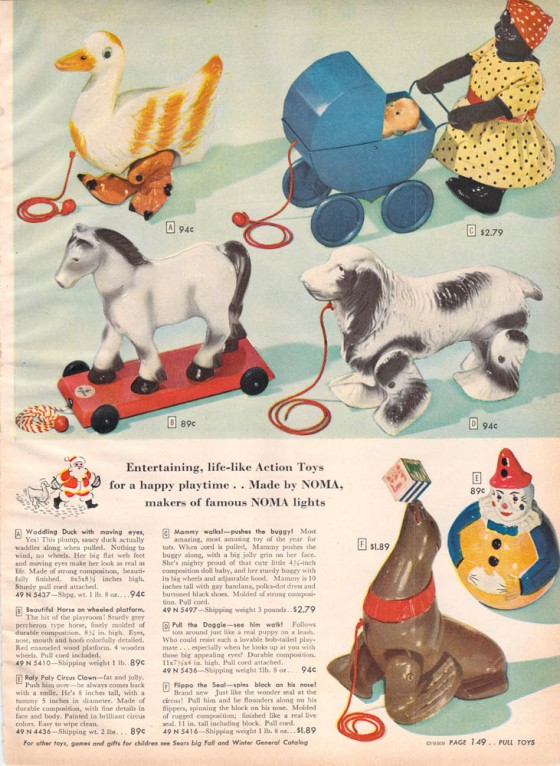 TOYS 1946-Sears-Christmas-Book