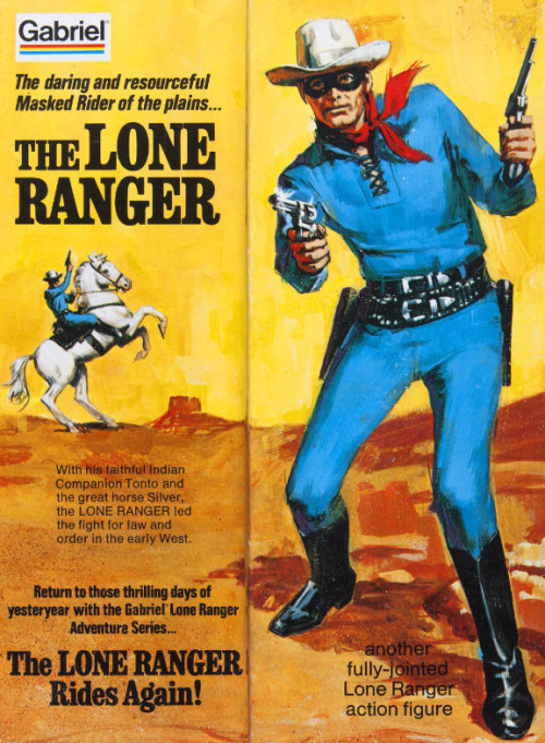 The Lone Ranger Action Figure