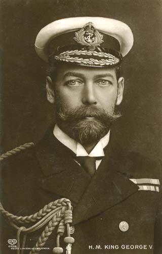 His Majesty, King GeorgeV