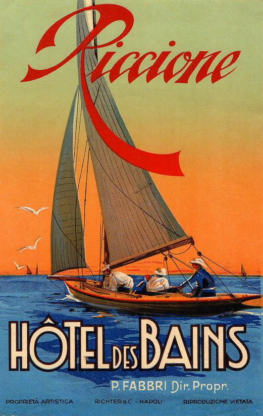 Hotel des Bains,Riccione