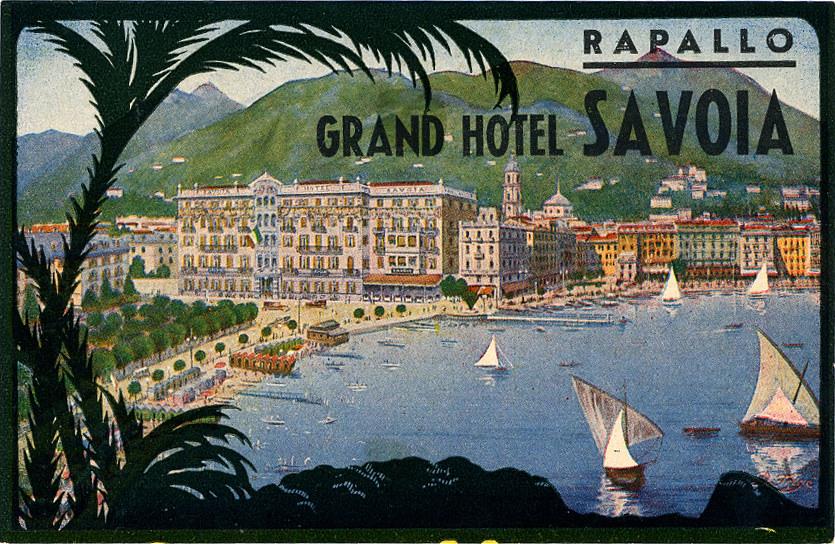 Grand Hotel Savoia,Rapallo