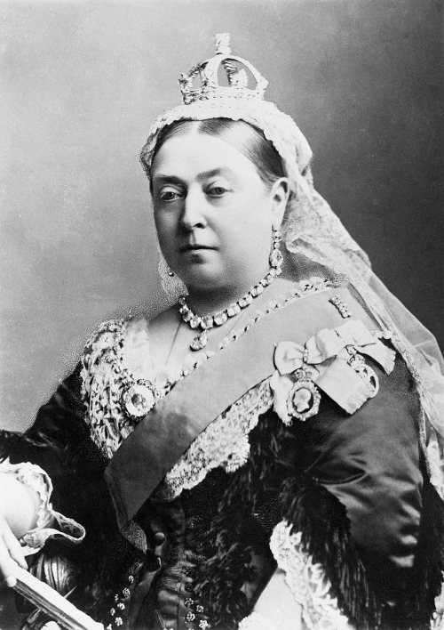 queen victoria and her crown 501