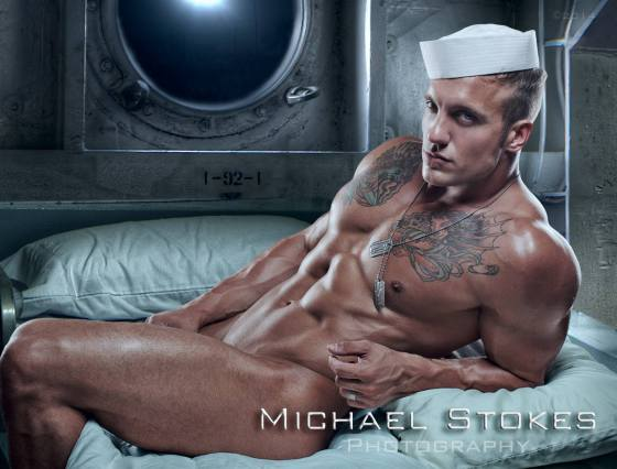 sailor michael stokes 21