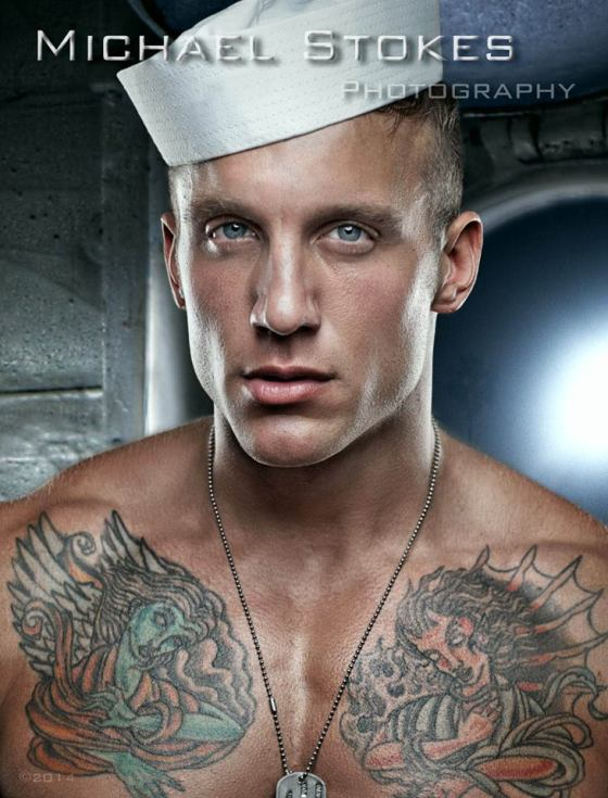 sailor michael stokes 22