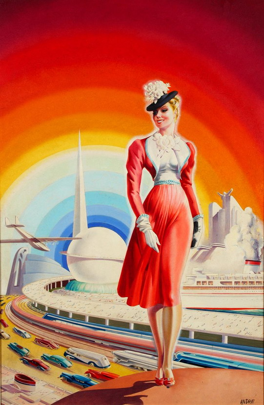 The Woman of Tomorrow(1930s)