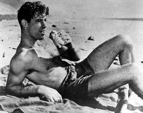 Guy Madison at thebeach
