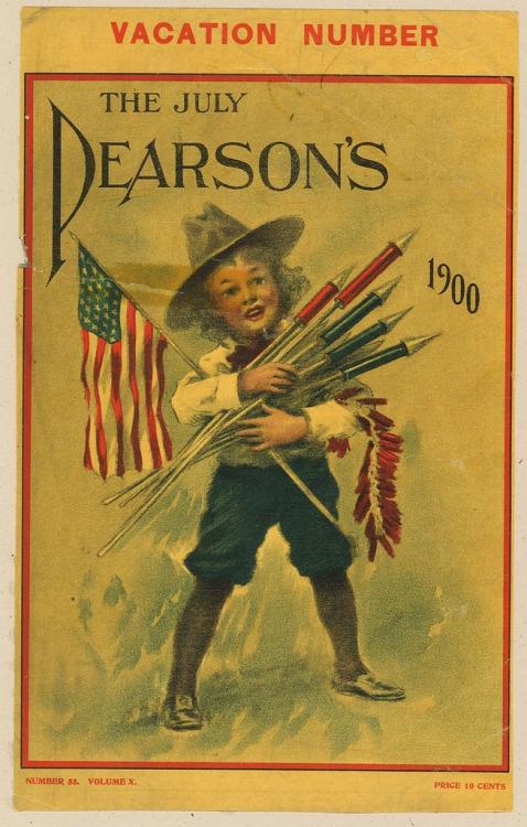 Pearson's, July 1900