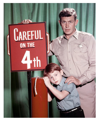 Andy Griffith says…