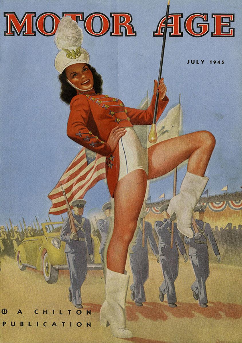 Motor Age, July1945