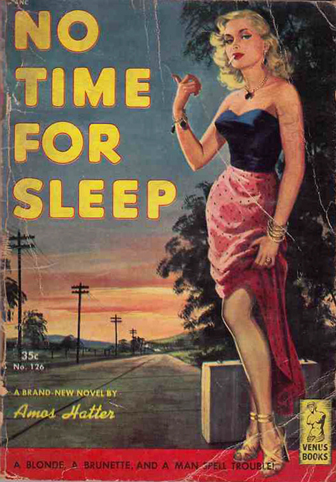 Pulp Fiction: No Time For Sleep