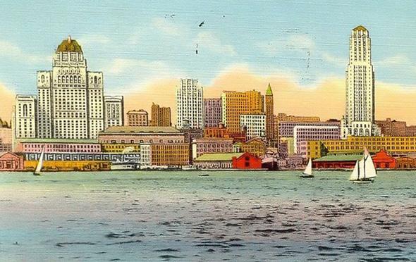 Toronto, 1940