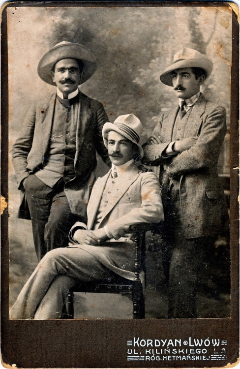 Hats and staches