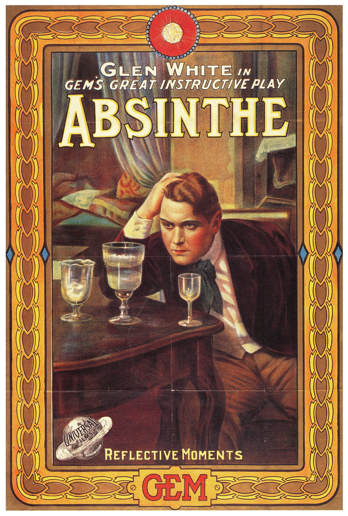 Absinthe, the play