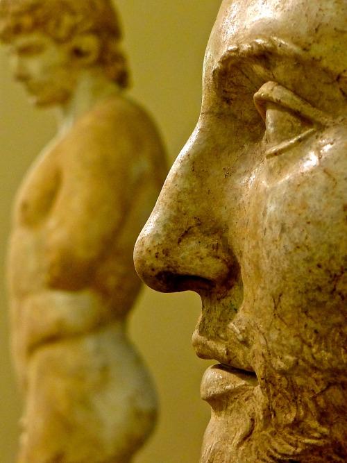 Emperor Hadrian and his boy toyAntinous