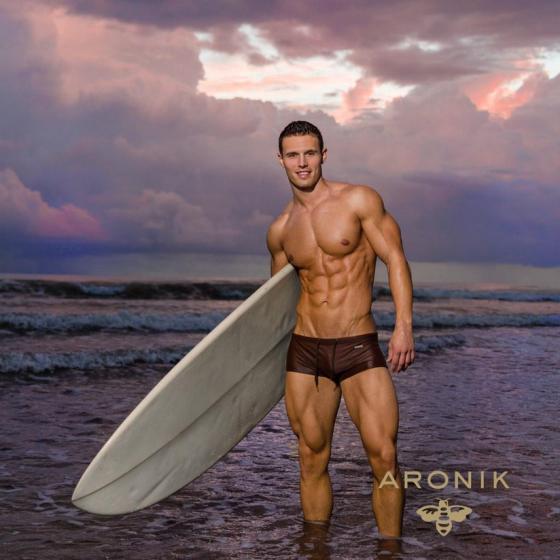 aronik surfer