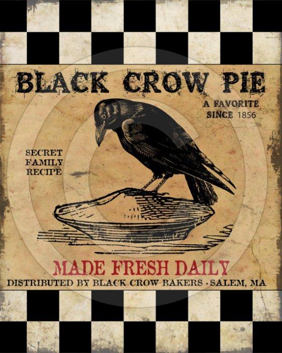 crow pie 8