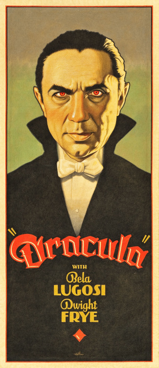 "Bela Lugosi as ""Dracula"""
