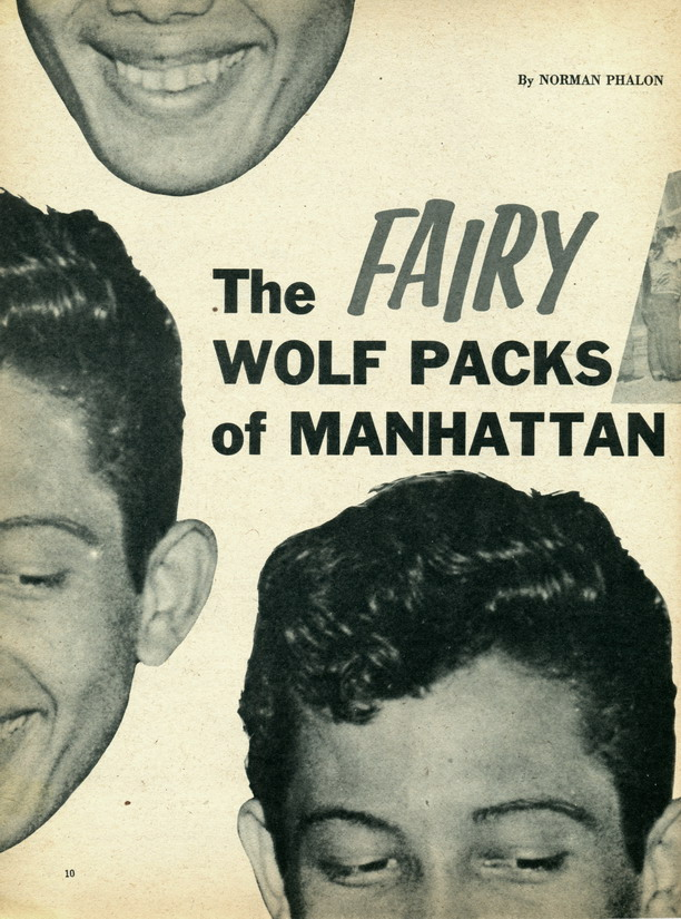 The Fairy Wolf Packs of Manhattan