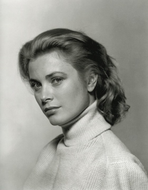 grace kelly by halsman 1954