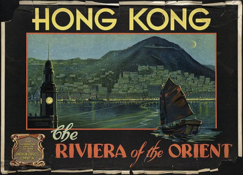 Hong Kong, the Riviera of theOrient