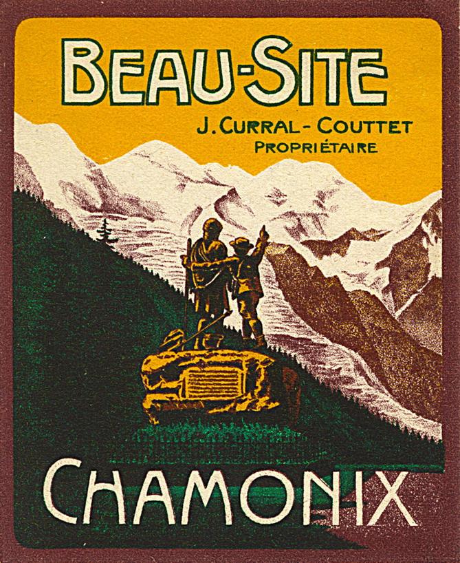 Hotel, Beau-Site, Chamonix,France