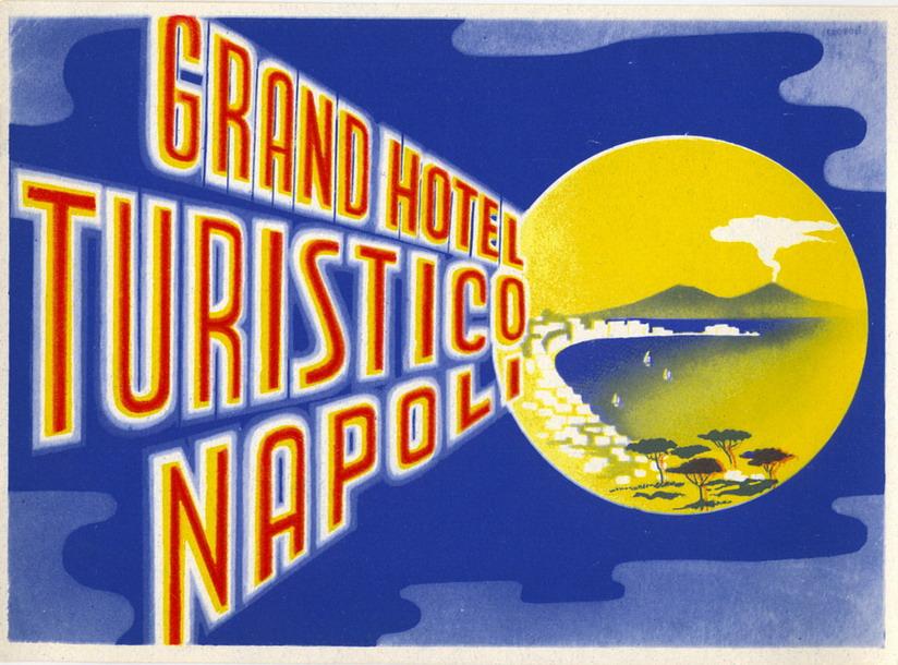Grand Hotel Turistico,Napoli