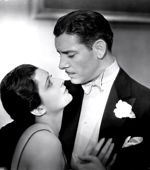 Kay Francis and Ronald Coleman, 1934