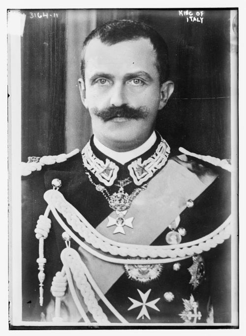 The King of Italy, circa 1910