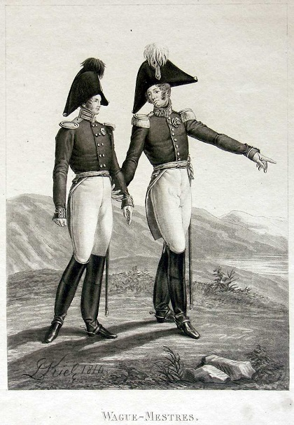 napoleanic officers 500
