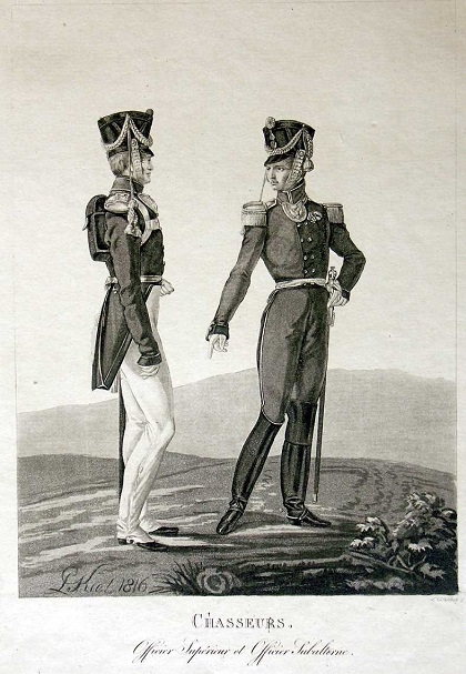 napoleanic officers 501
