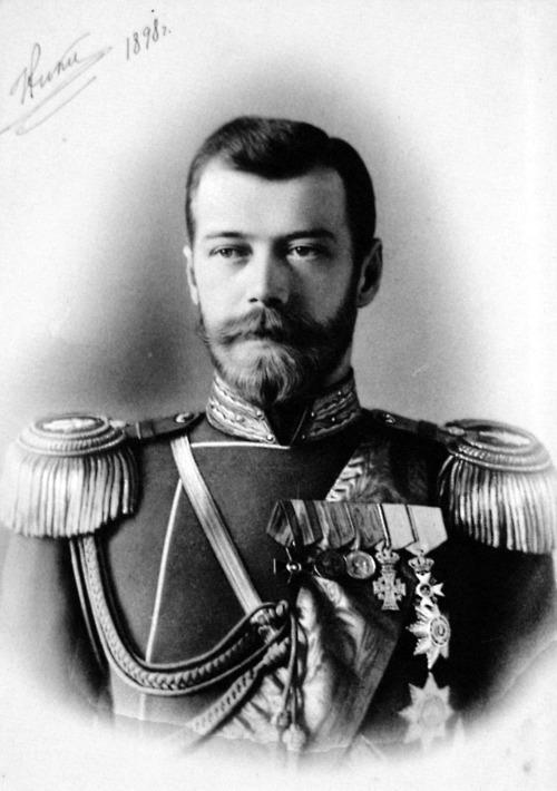 Tsar Nicholas II,1898