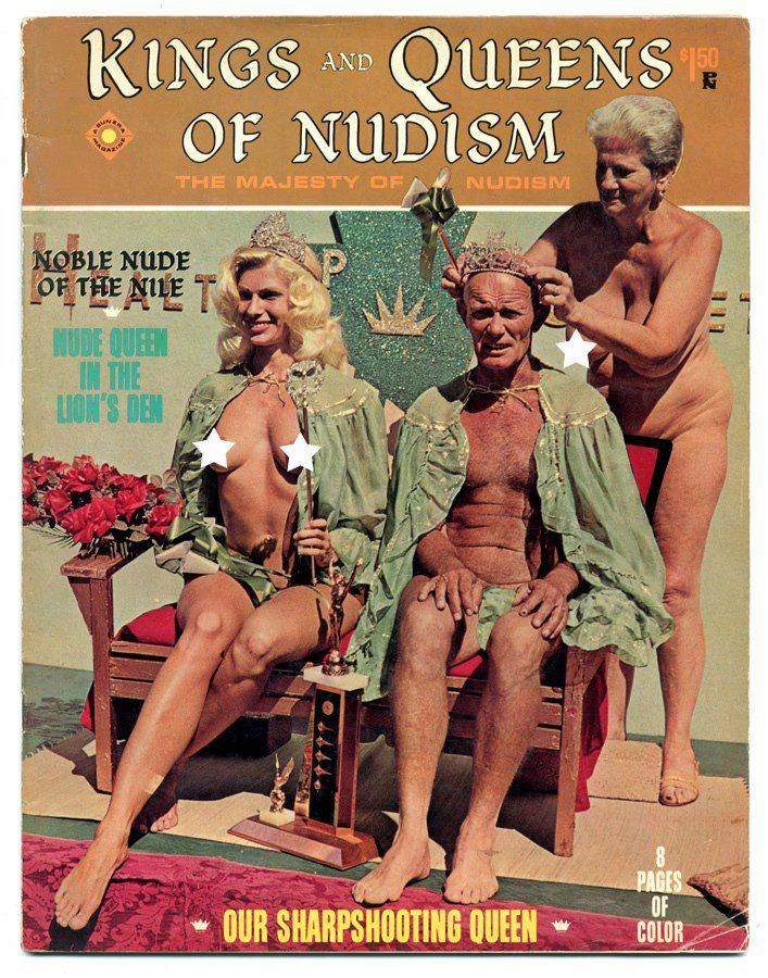 Kings and Queens of Nudism