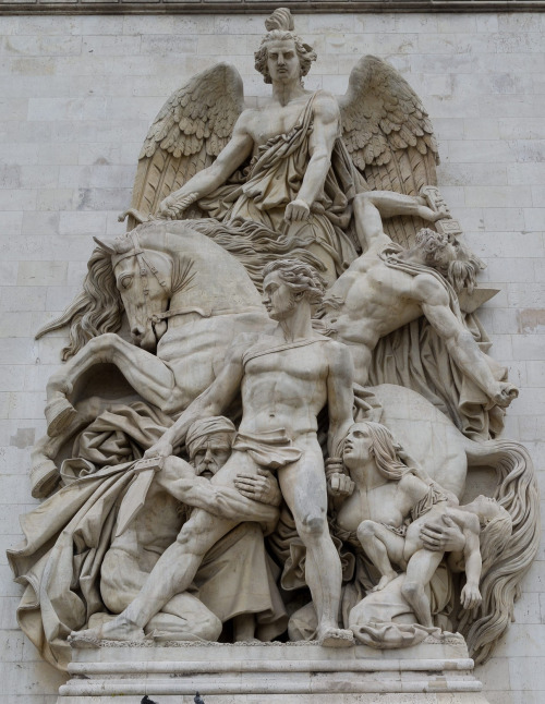 paris arc de triomphe 501