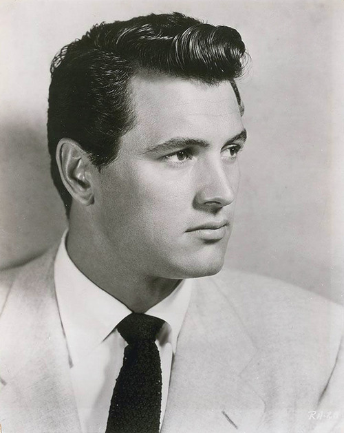 Young Rock Hudson