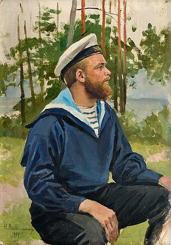 Bearded Sailor