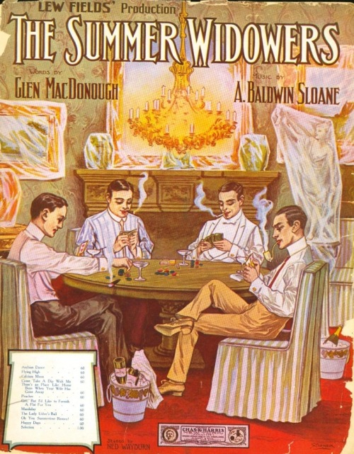 summer widowers