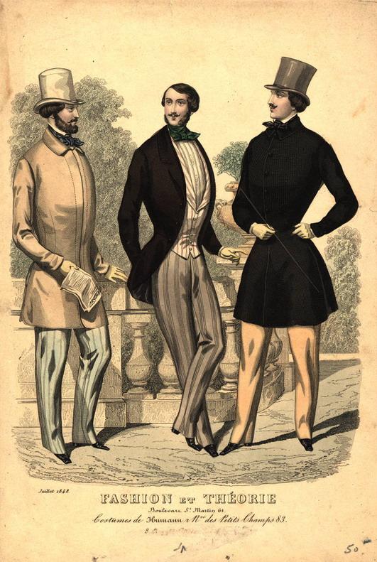 three gentlemen 501