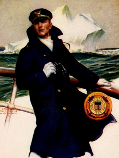 US Coast Guard, WWI era