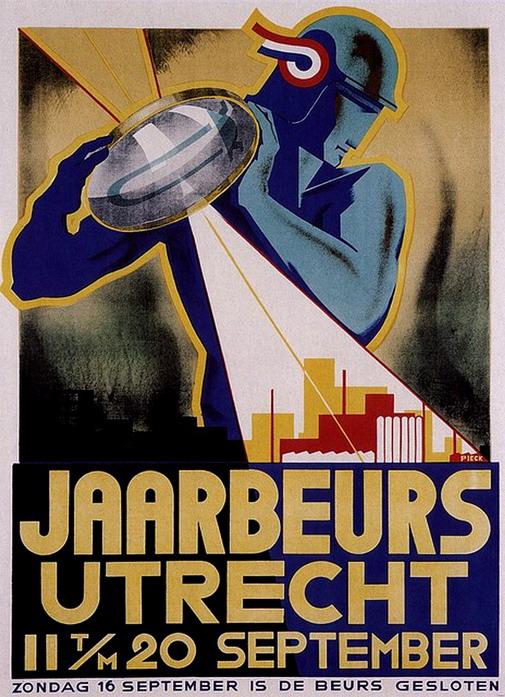 Utrecht, 1930s