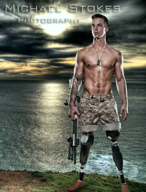 WOUNDED WARRIOR 1