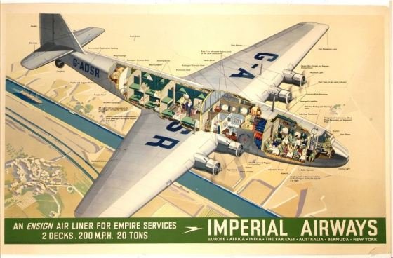 airways imperial cross section planes 103856