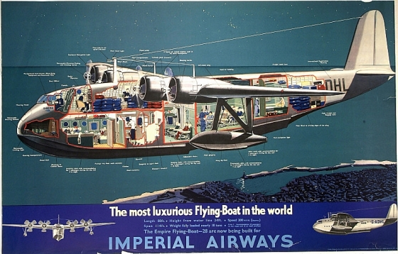 airways imperial cross section planes 103857