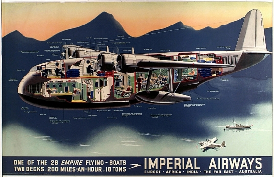 airways imperial cross section planes 103858