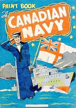 CANADIAN NAVY POSTERS 251